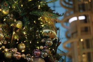 クリスマスツリー(羽田空港)